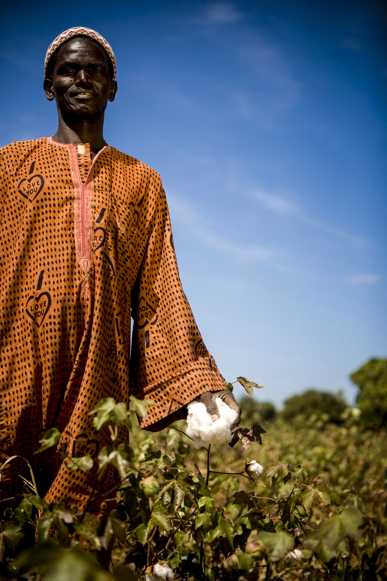 Fair trade cotton, Mali 166
