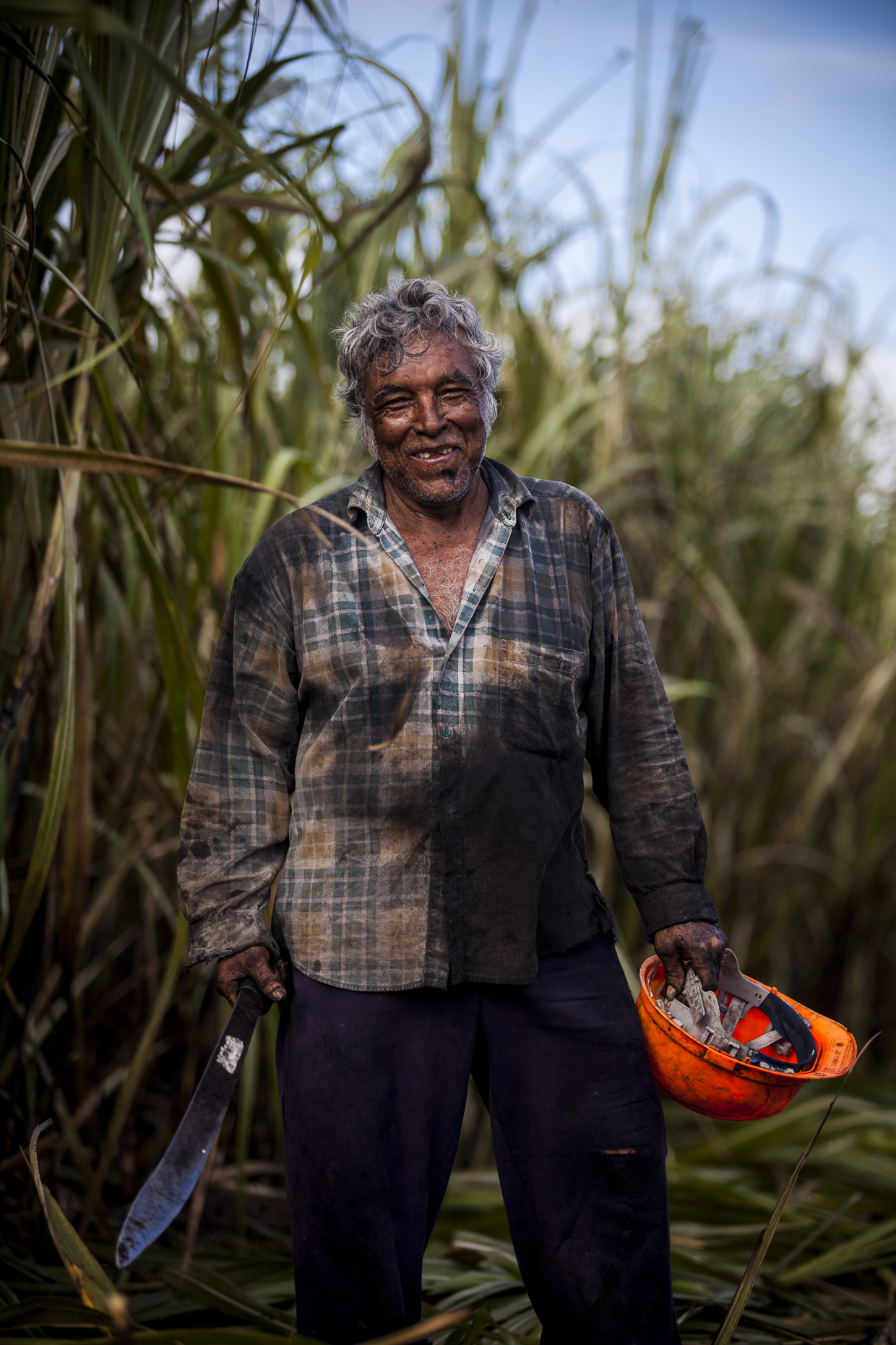 Sugar cane farmer, Belize